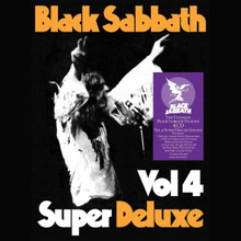 Black Sabbath - Volume 4 (4CD BOXSET SUPER DELUXE)