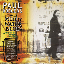 Paul Rodgers - Muddy Water Blues (ORANGE VINYL LP)