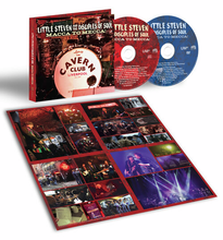 Little Steven and The Disciples of Soul - Macca to Mecca! (CD,DVD)