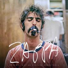 ZAPPA Original Motion Picture Soundtrack Frank Zappa (CLEAR 2 VINYL LP)