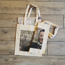 Bruce Springsteen  - Letter to You Official Promotional tote Bag