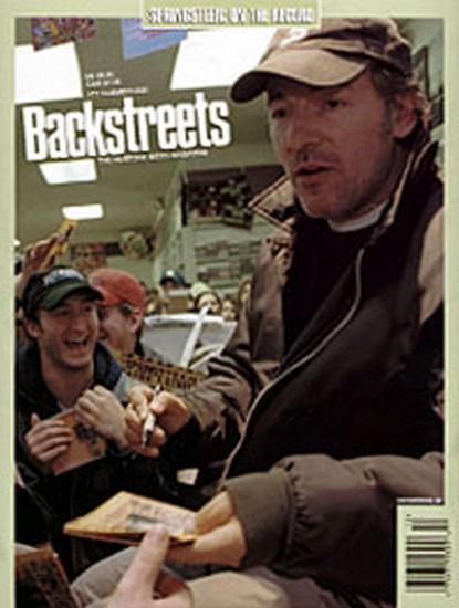 Bruce Springsteen - Backstreets 71 Summer 2001 (MAGZINE)