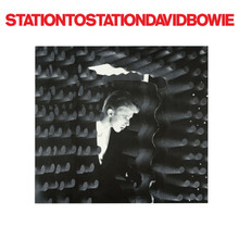 David Bowie - Station to Station 45th Anniversary (RANDOM RED or WHITE VINYL)