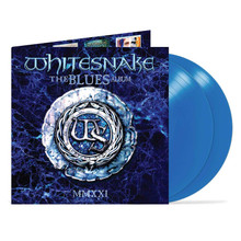 Whitesnake - The Blues Album (BLUE 2 VINYL LP)