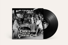 Lana Del Rey - Chemtrails Over The Country Club (BLACK VINYL LP)