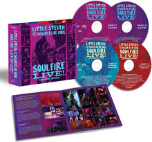 Little Steven - Soulfire Live! Expanded Edition (4CD)