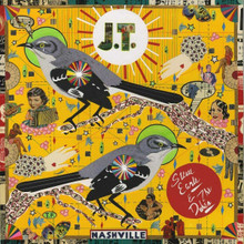 Steve Earle & The Dukes - J.T (VINYL LP)