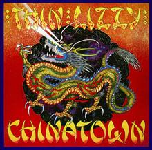Thin Lizzy - Chinatown (VINYL LP)