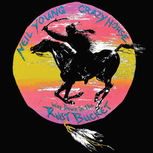 Neil Young & Crazy Horse - Way Down in the Rust Bucket deluxe set (4  VINYL, 2CD, DVD)