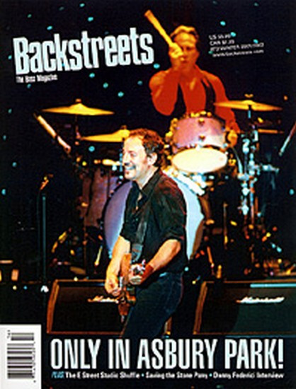 Bruce Springsteen - Backstreets 73 Winter 2001/02 (MAGZINE)