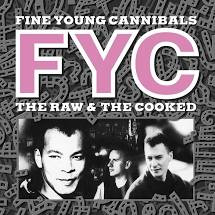 Fine Young Cannibals - The Raw and the Cooked (WHITE  VINYL LP)