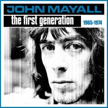 John Mayall - The First Generation 1965-1974 (35CD BOXSET)