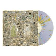 Weezer - OK Human (COLOUR VINYL LP) LIMITED EDITION CONTROL ROOM CHAOS SPLATTER