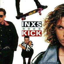 """INXS - Kick (12"""" VINYL LP)"""