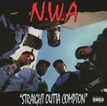 """N.W.A. - Straight Outta Compton (12"""" VINYL LP)"""