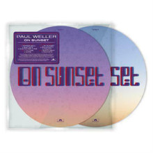 Paul Weller - On Sunset (PICTURE DISC 2 VINYL LP)