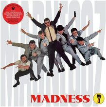 Madness - '7' Remastered (VINYL LP)