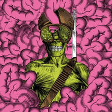 """Thee Oh Sees - Carrion Crawler / The Dream (12"""" VINYL EP)"""