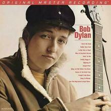 Bob Dylan - Bob Dylan (MOBILE FIDELITY 2 VINYL LP)