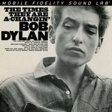 Bob Dylan - The Times They Are A-Changin' (SACD)
