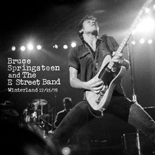 Bruce Springsteen & The E Street Band - Winterland 12/15/1978 (3CD)