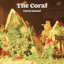 The Coral - Endless Arcade (LIME VINYL 2LP)
