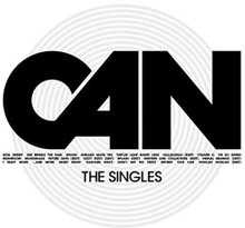 "Can - The Singles  (3 x 12"" VINYL LP)"