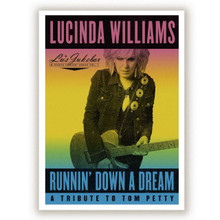 Lucinda Williams - Runnin' Down A Dream, Tribute To Tom Petty (2 VINYL LP)