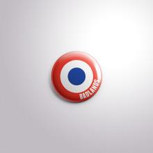 Badlands Target Button (BADGE)