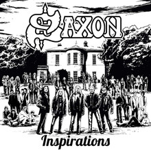 Saxon - Inspirations (CD)