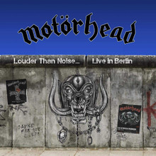 Motörhead - Louder Than Noise, Live In Berlin (CD,DVD)