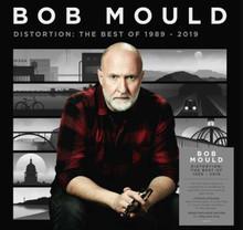Bob Mould - Distortion, Best Of 1989-2019 (CLEAR VINYL 2LP)