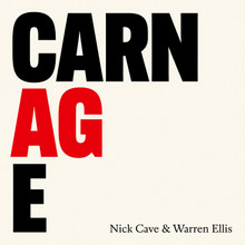 Nick Cave & Warren Ellis - CARNAGE (VINYL LP)