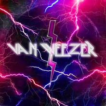 Weezer - Van Weezer (BLACK VINYL LP)