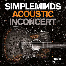 Simple Minds - Acoustic In Concert ( DVD & CD)