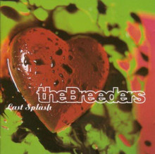 "The Breeders - Last Splash (12"" VINYL LP)"