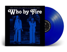 First Aid Kit - Who By Fire (BLUE VINYL 2LP)