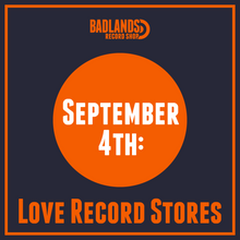 Love Record Stores - September 4th