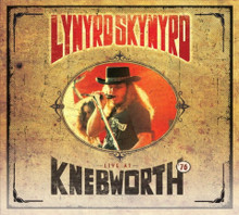 Lynyrd Skynyrd - Live At Knebworth '76 (DVD, CD)
