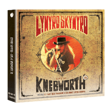 Lynyrd Skynyrd - Live At Knebworth '76 (BLU-RAY, CD)