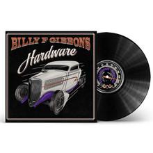 Billy F Gibbons - Hardware (BLACK VINYL LP)