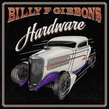 Billy F Gibbons - Hardware (CD)