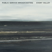"Public Service Broadcasting - Every Valley (12"" CLEAR VINYL LP)"