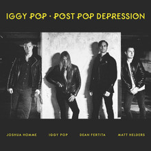 "Iggy Pop - Post Pop Depression (12"" VINYL LP)"
