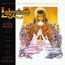 "David Bowie, Trevor Jones - Labyrinth (12"" VINYL LP)"