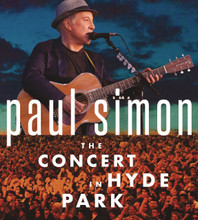 Paul Simon - Concert In Hyde Park (2 x CD / DVD)