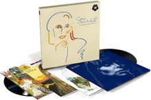 Joni Mitchell - The Reprise Albums, 1968-1971 (VINYL BOXSET 4LP)