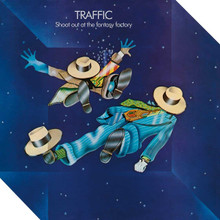 Traffic - Shootout At The Fantasy Factory Remastered (VINYL LP)