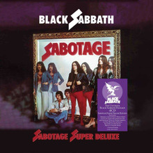 Black Sabbath - Sabotage Remastered (4CD BOX)