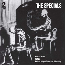 "The Specials - Ghost Town Half Speed Master (12"" MAXI VINYL SINGLE)"